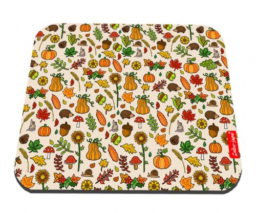 Selina-Jayne Autumn Meadow Limited Edition Designer Mouse Mat